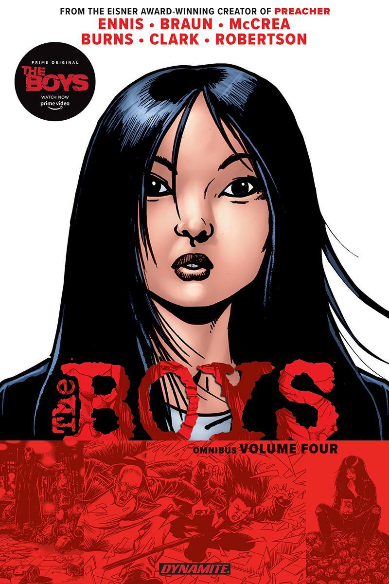 Boys Omnibus Vol 4 TP