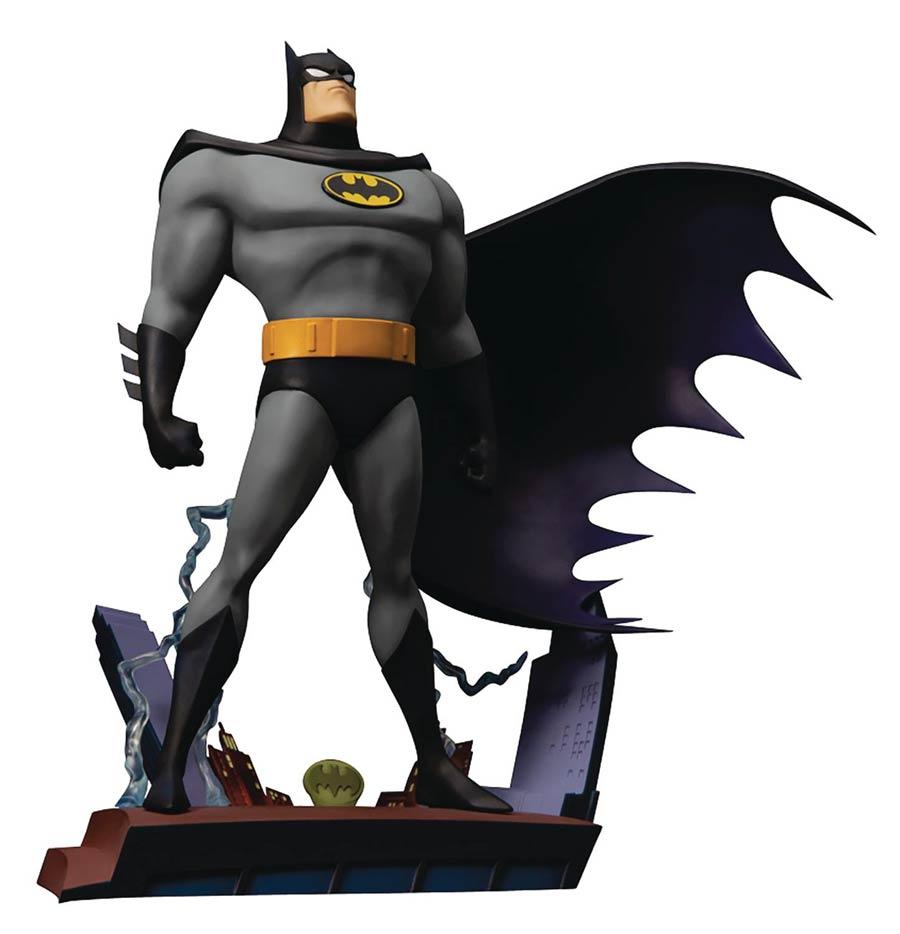 Batman The Animated Series Batman Opening Sequence Version ARTFX Plus Statue