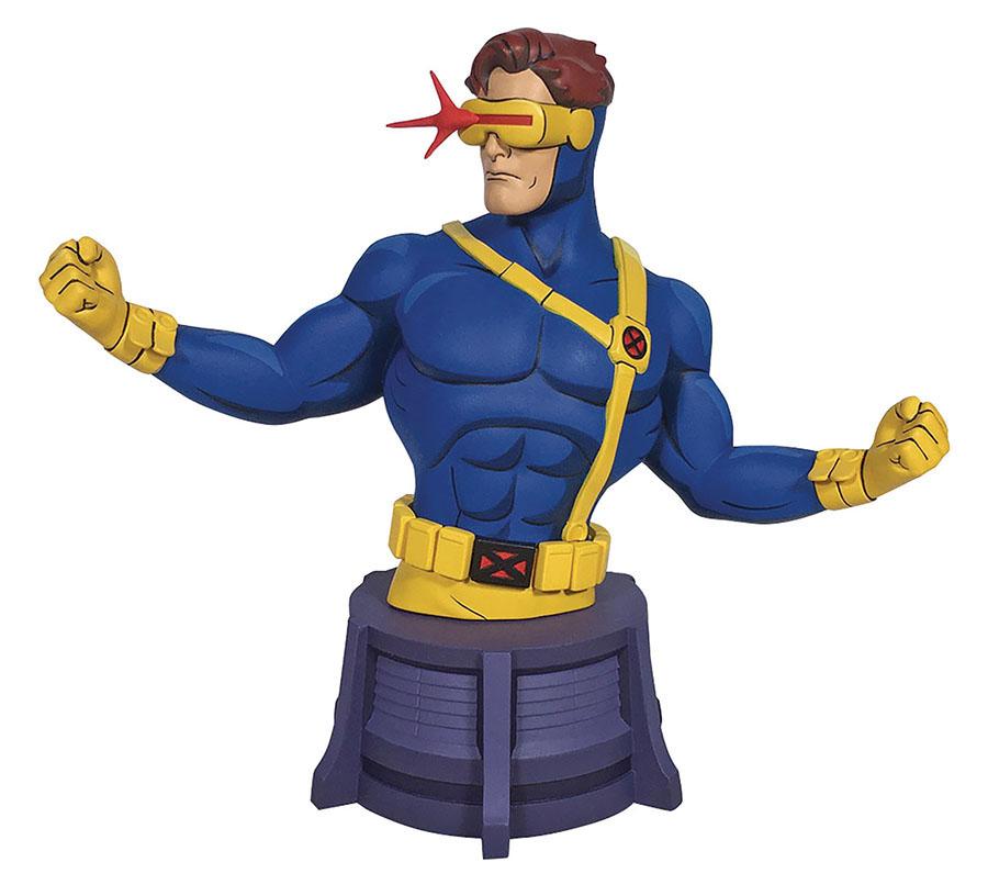 Marvel Animated X-Men Cyclops Resin Mini Bust