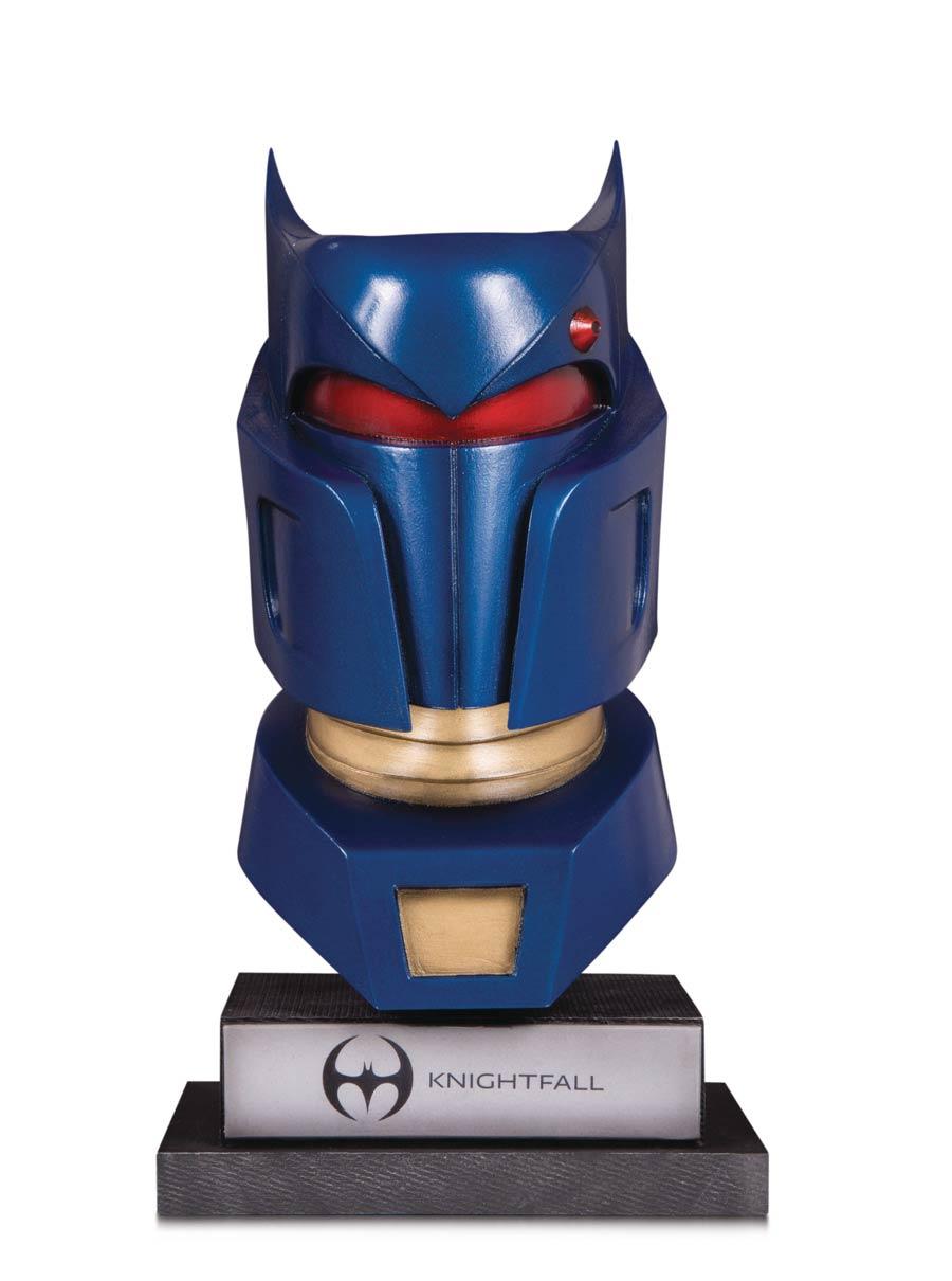 DC Gallery Knightfall Batman Cowl