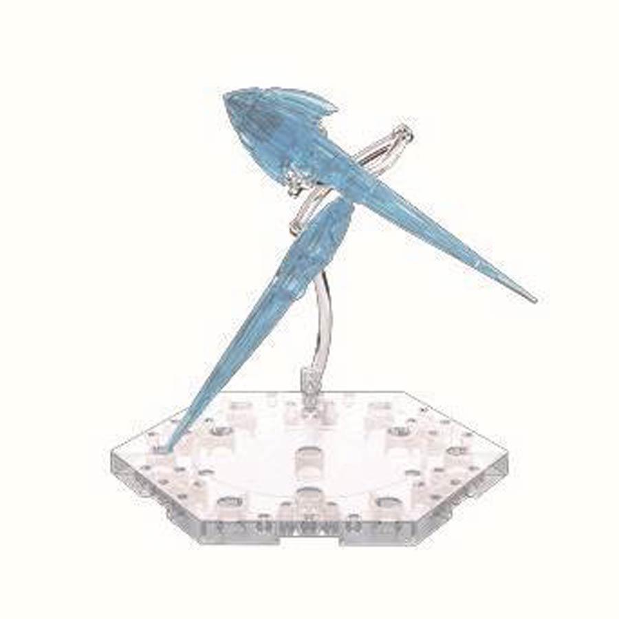 Figure-Rise Effect Kit - Jet Effect (Clear Blue)