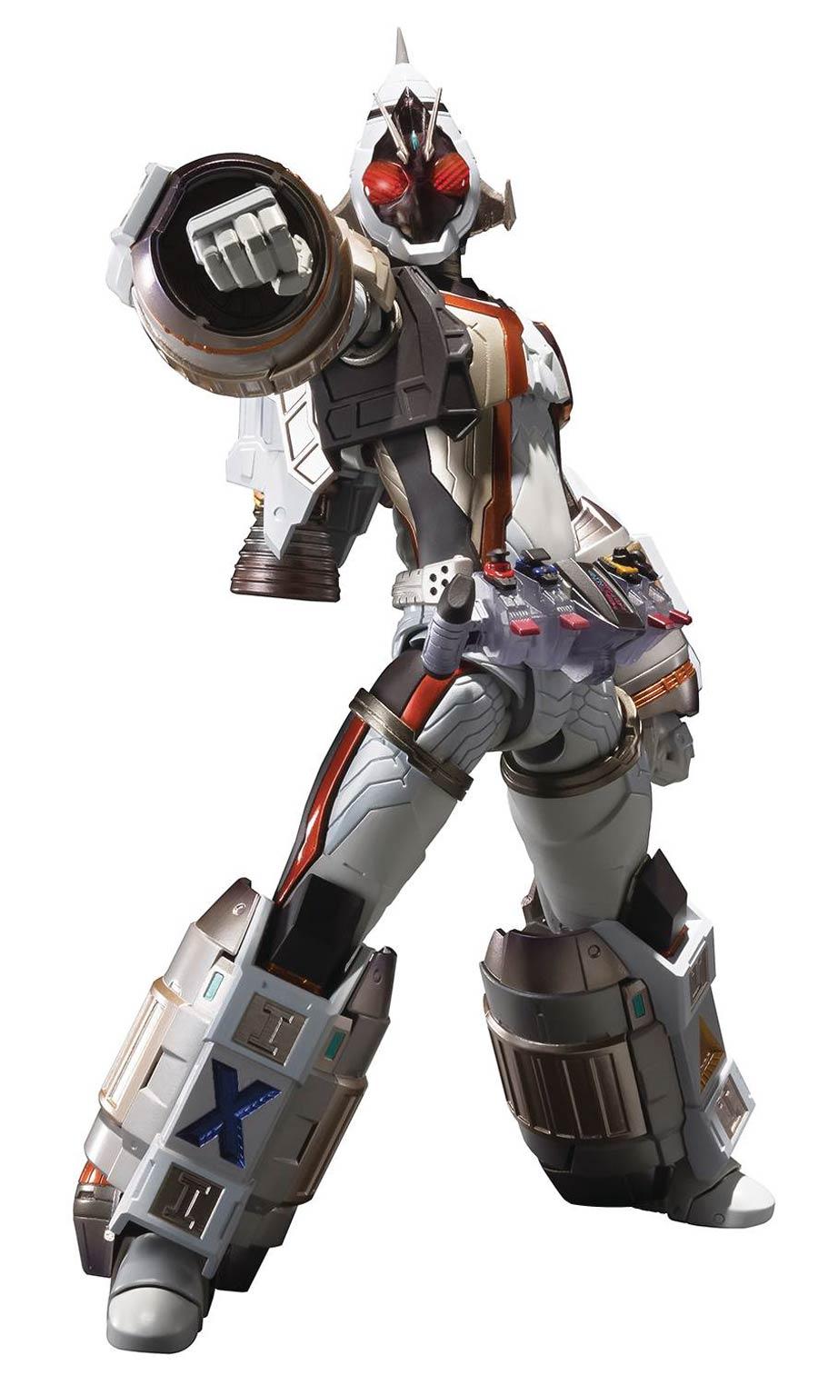 Kamen Rider S.I.C. Super Imaginative Colosseum - Kamen Rider Fourze Base States Action Figure