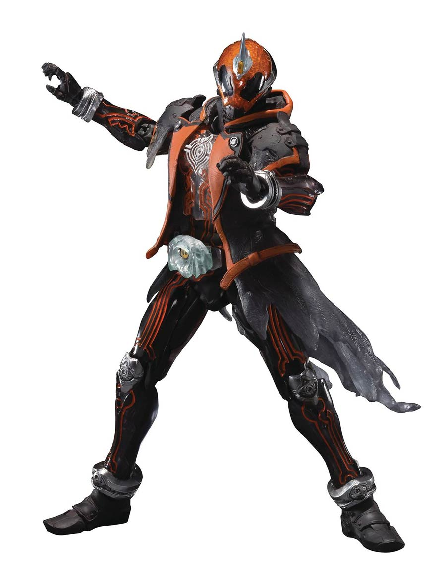 Kamen Rider S.I.C. Super Imaginative Colosseum - Kamen Rider Ghost Ore Damashii Action Figure