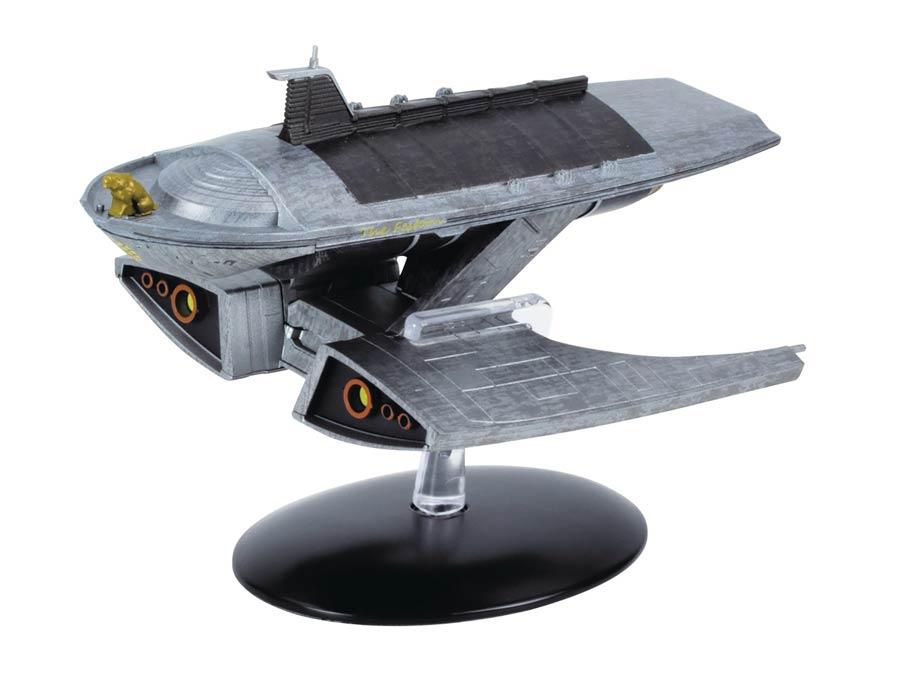 Star Trek Discovery Figurine Collection Magazine #16 The Festoon