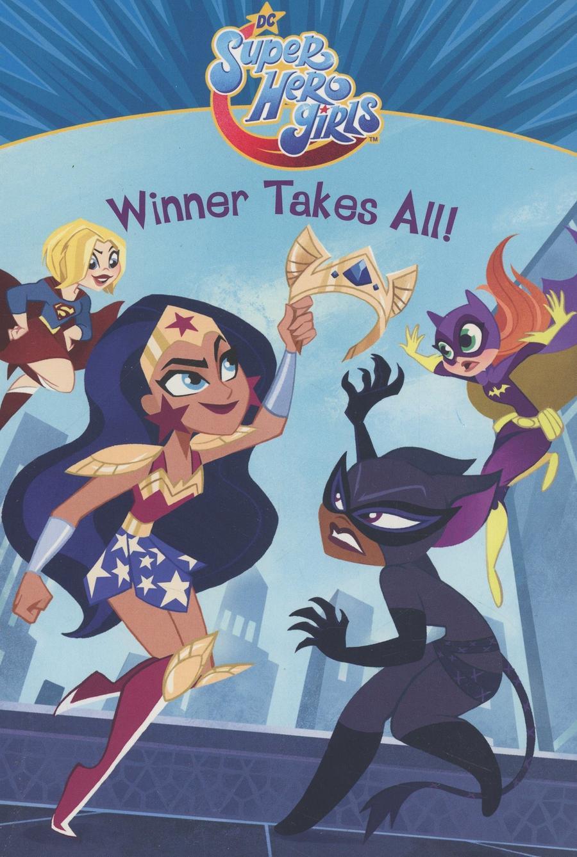 DC Super Hero Girls Winner Takes All SC