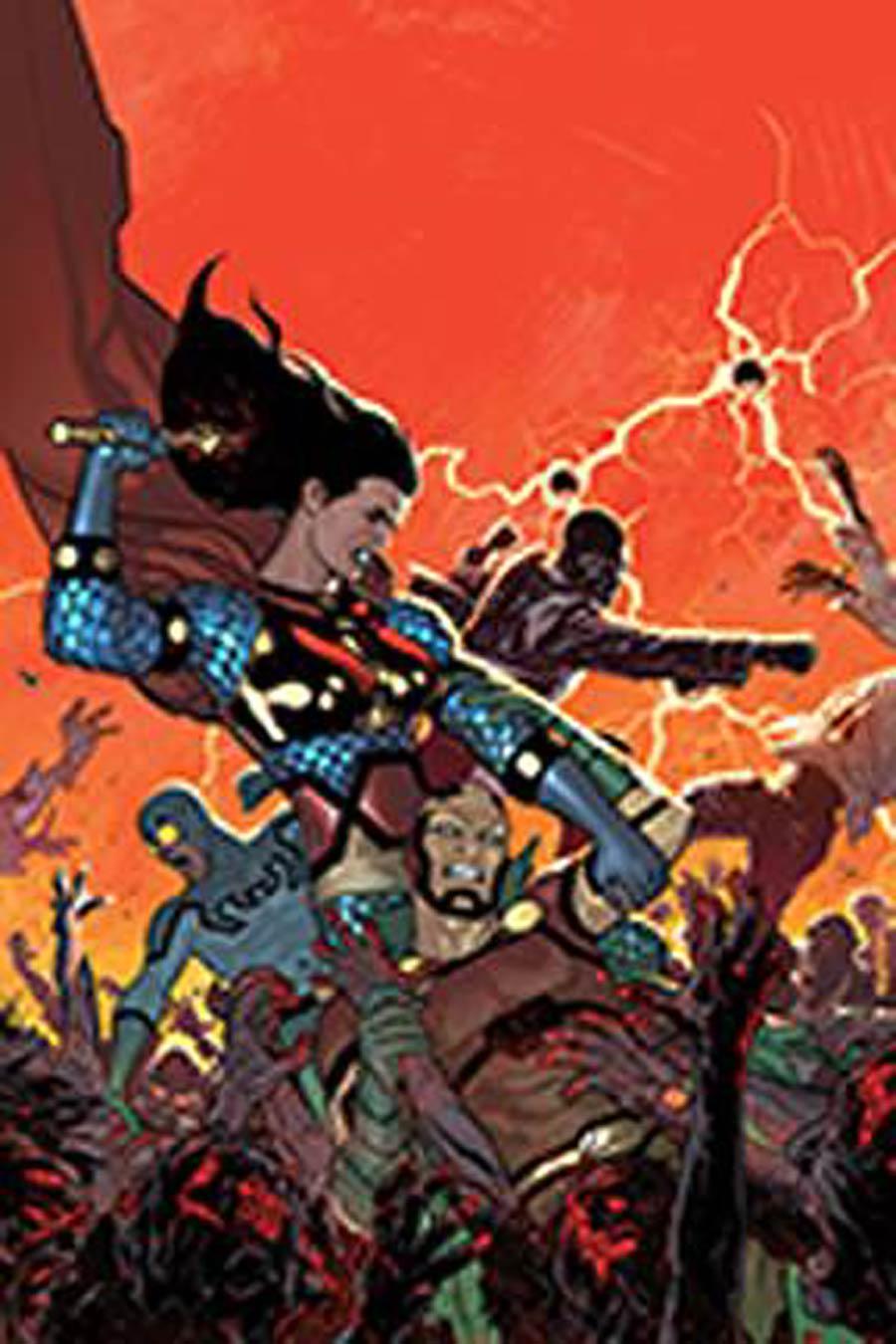 DCeased A Good Day To Die #1 DF Signed By Ryan Sook Plus 1