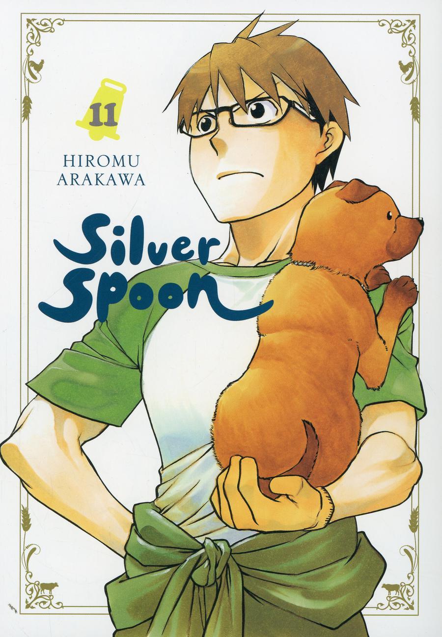 Silver Spoon Vol 11 GN