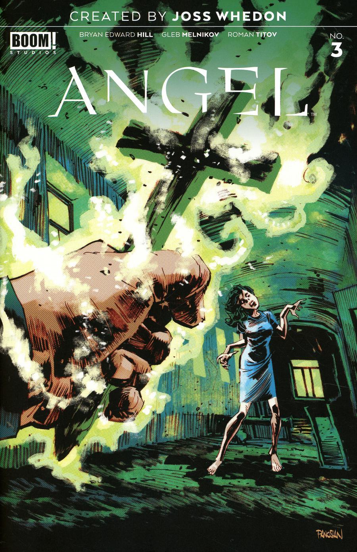 Angel Vol 4 #3 Cover A 1st Ptg Regular Dan Panosian Cover