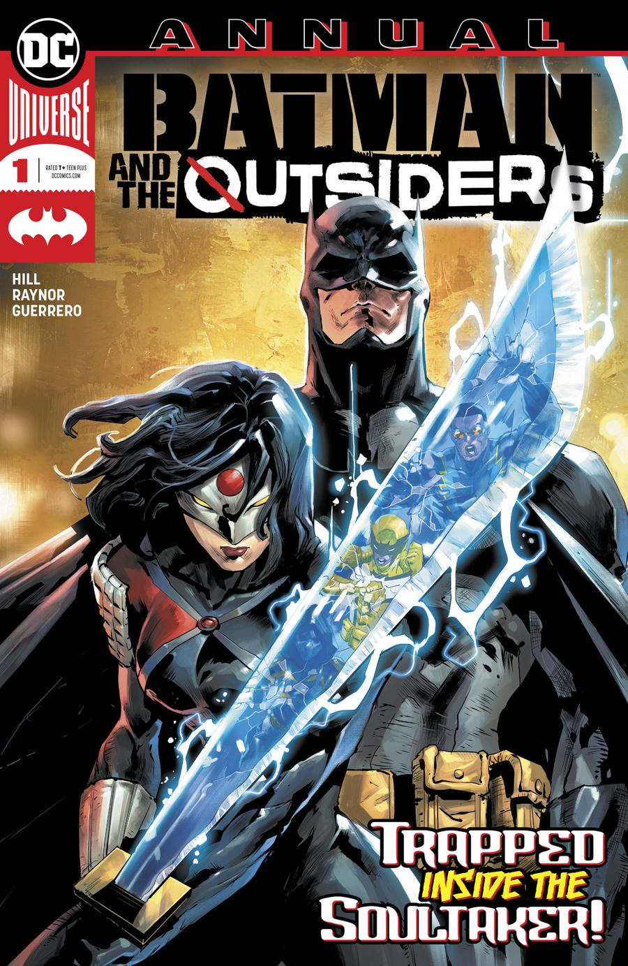 Batman And The Outsiders Vol 3 Annual #1