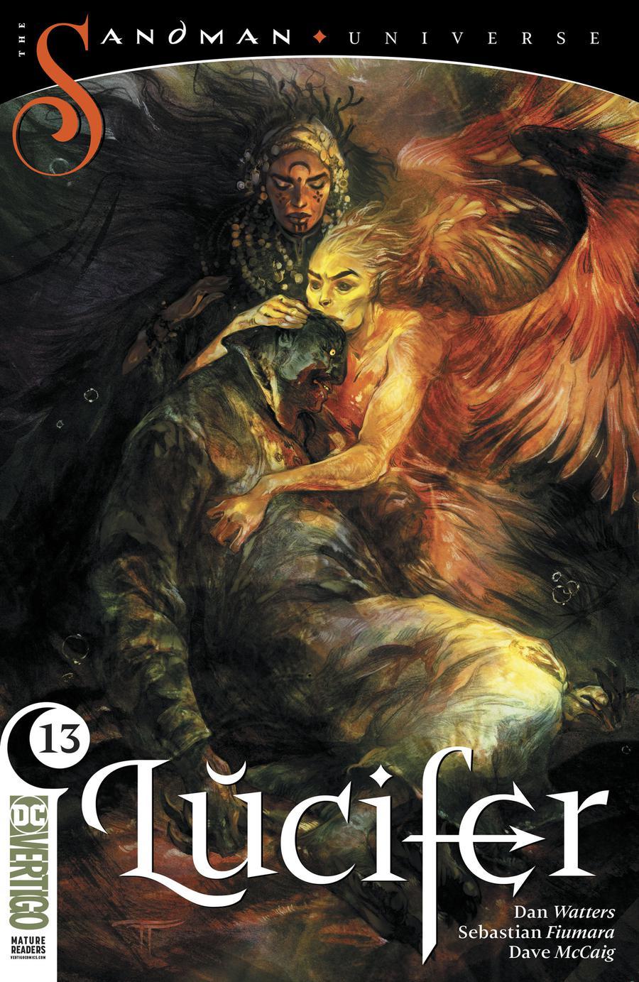 Lucifer Vol 3 #13