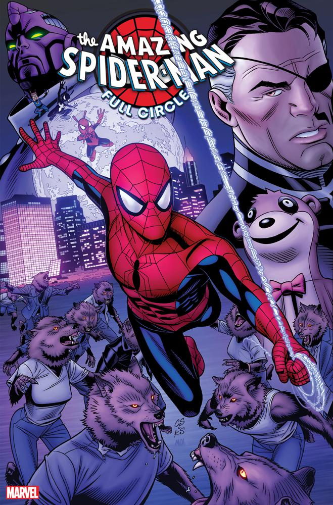 Amazing Spider-Man Full Circle #1 Cover B Variant Chris Sprouse Cover