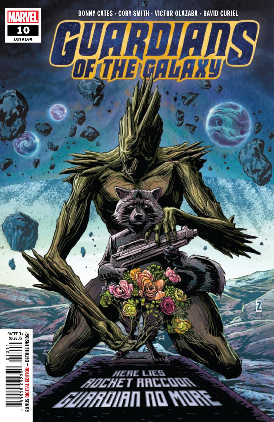 Guardians Of The Galaxy Vol 5 #10 Cover A Regular Patrick Zircher Cover