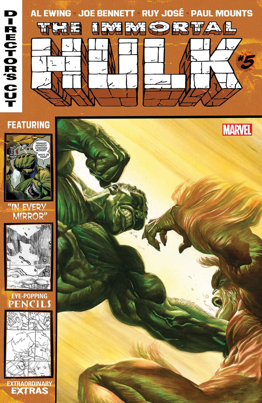 Immortal Hulk Directors Cut #5