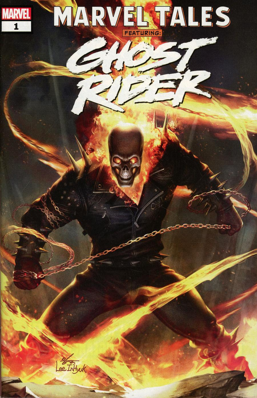 Marvel Tales Ghost Rider #1 Cover A Regular Inhyuk Lee Cover