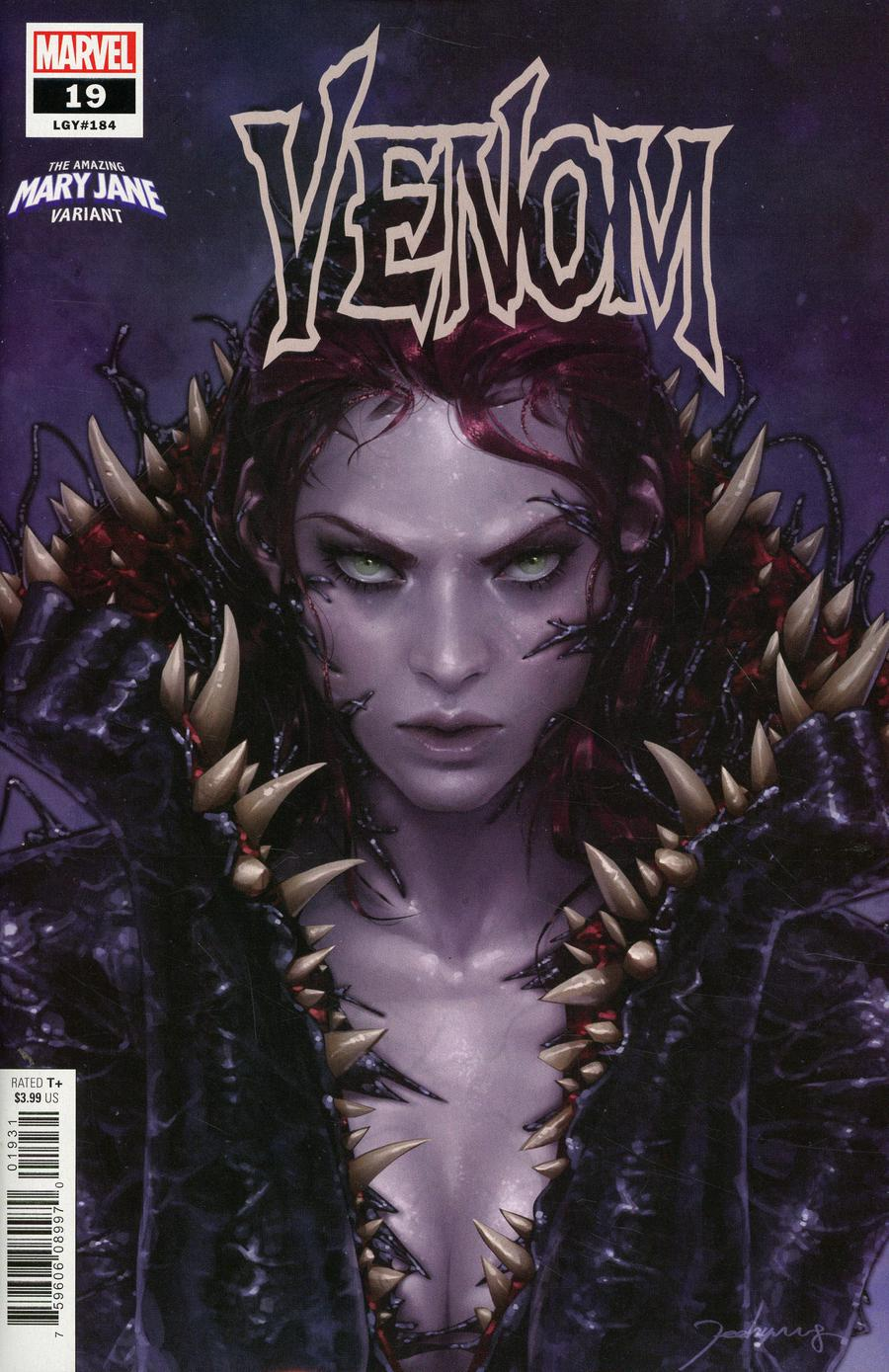 Venom #19 (Jeehyung Lee Mary Jane Variant)