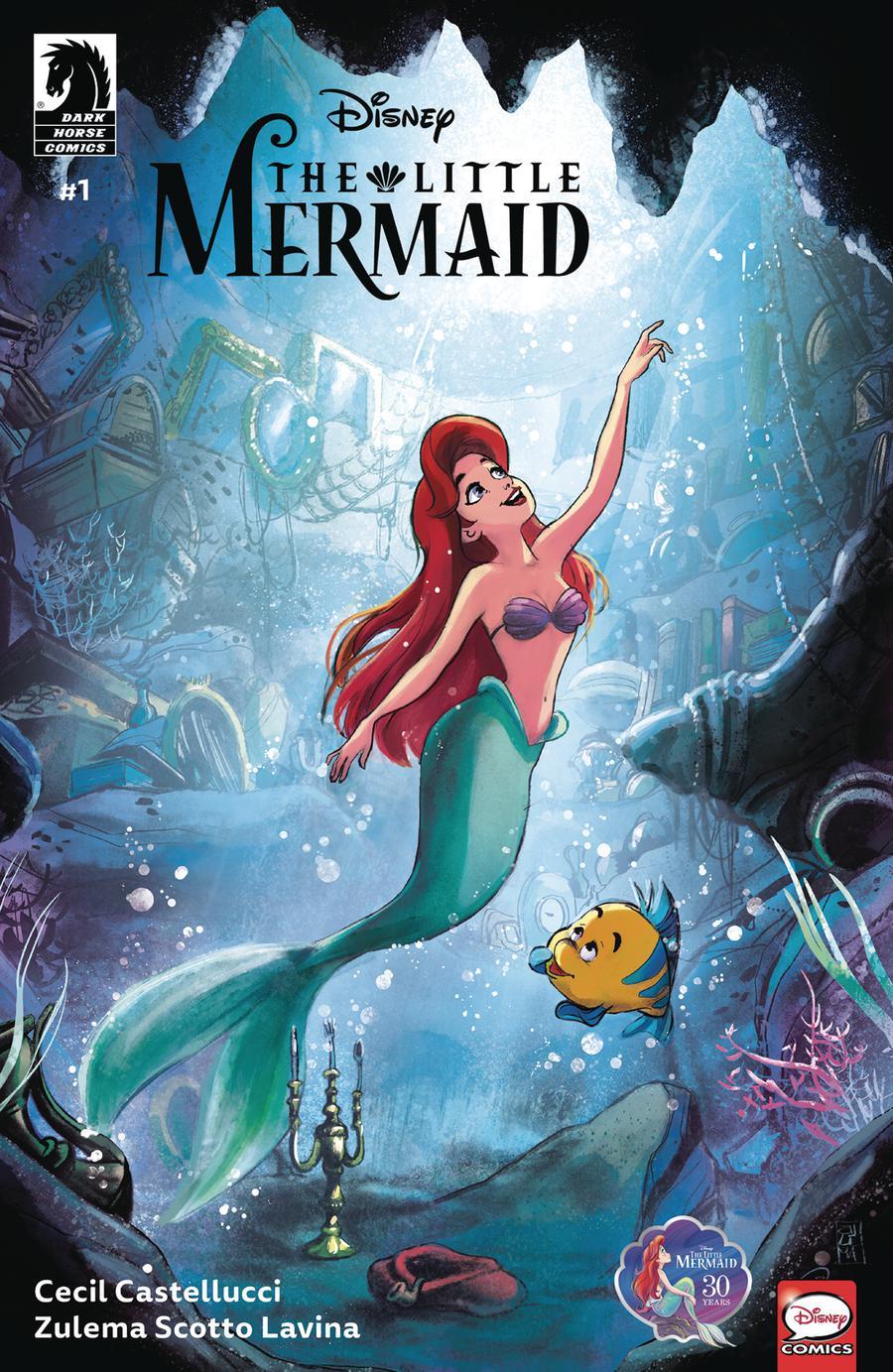 Disney The Little Mermaid (Dark Horse) #1