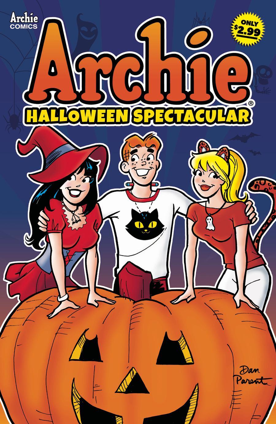 Archies Halloween Spectacular #1 2019