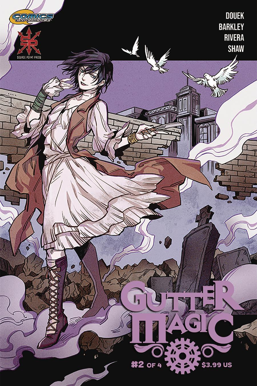 Gutter Magic Vol 2 #2