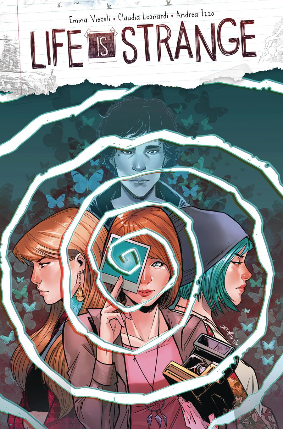 Life Is Strange #9 Cover D Variant Roberta Ingranata Cover