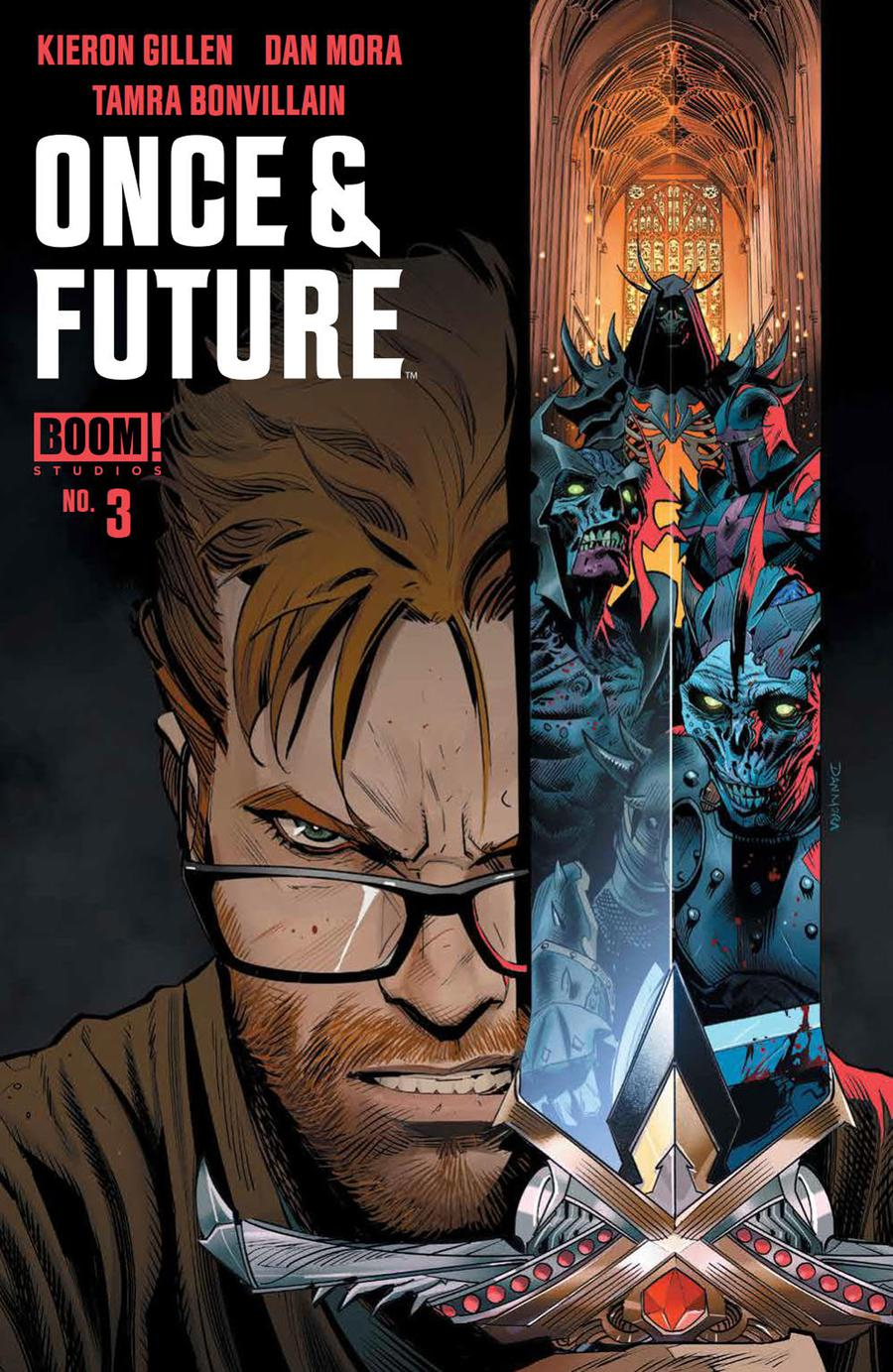 Once & Future #3 Cover A 1st Ptg