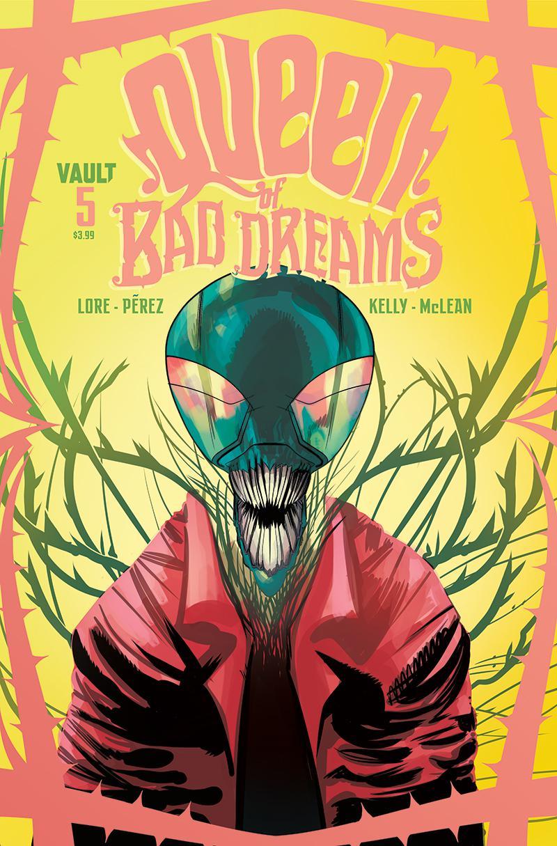 Queen Of Bad Dreams #5