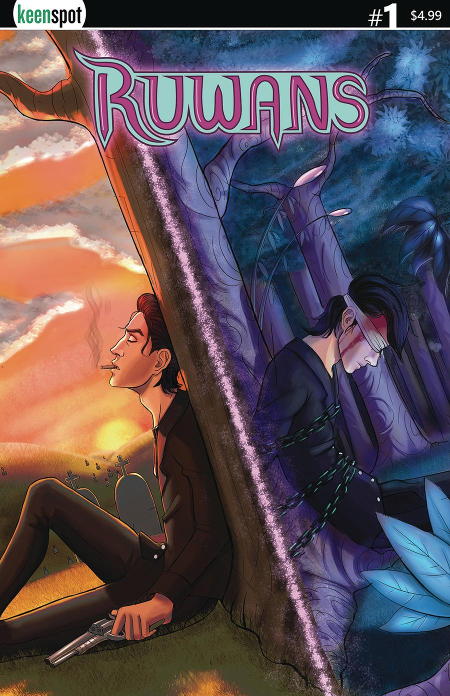 Ruwans #1 Cover A Regular Alam P Sandoval Cover