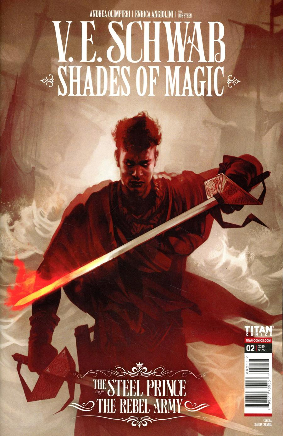 Shades Of Magic Steel Prince Rebel Army #2