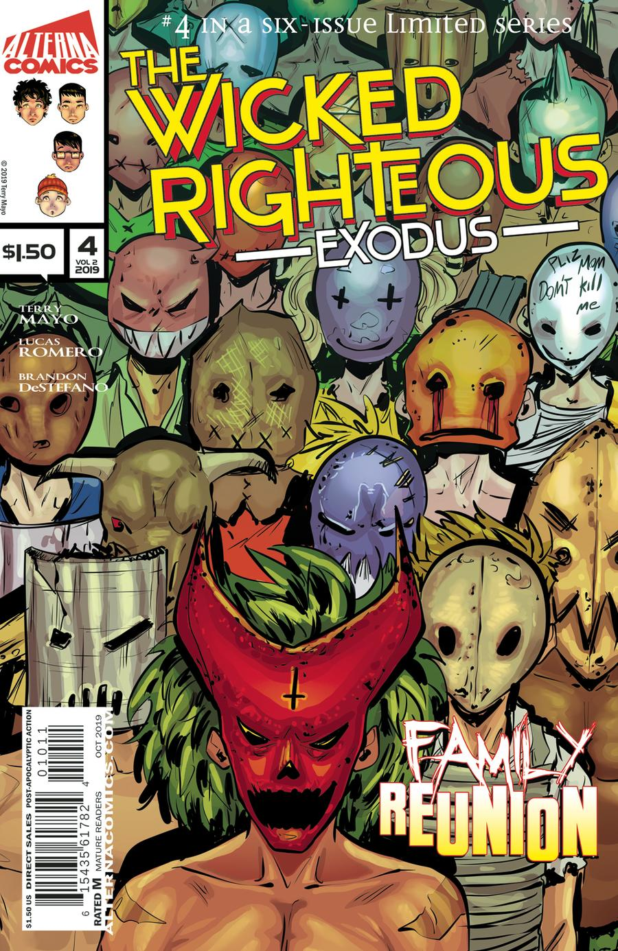 Wicked Righteous Vol 2 #4