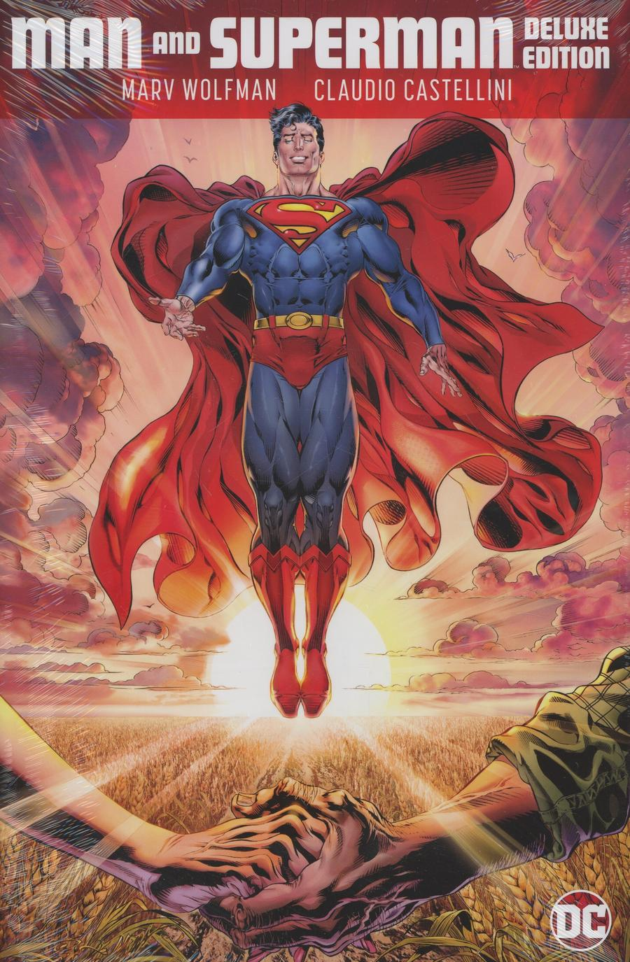 Man And Superman Deluxe Edition HC