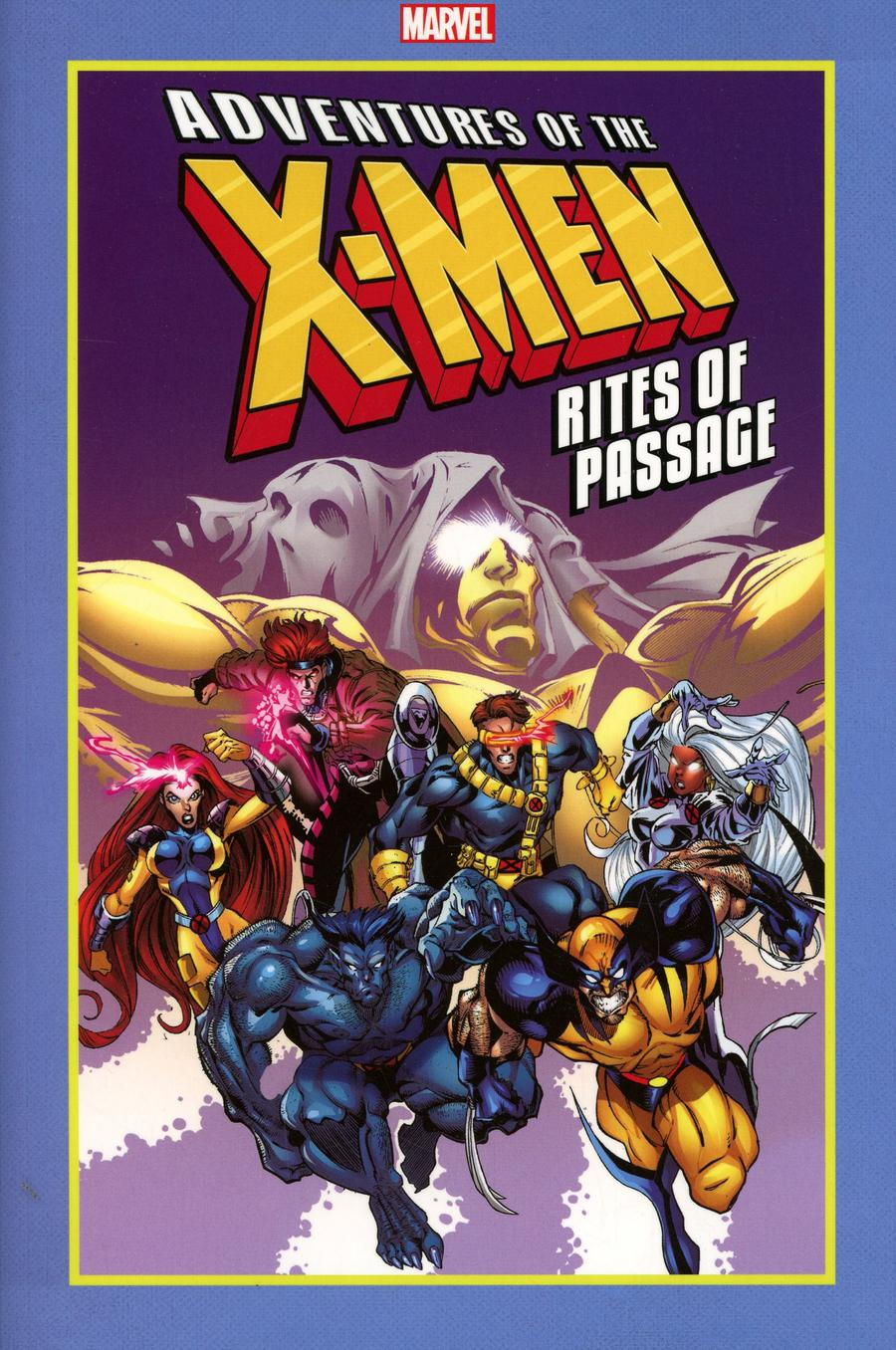 Adventures Of The X-Men Rites Of Passage GN