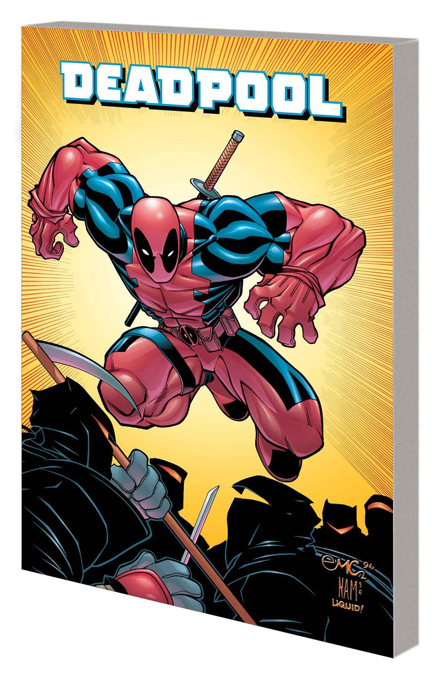 Deadpool By Joe Kelly Complete Collection Vol 1 TP