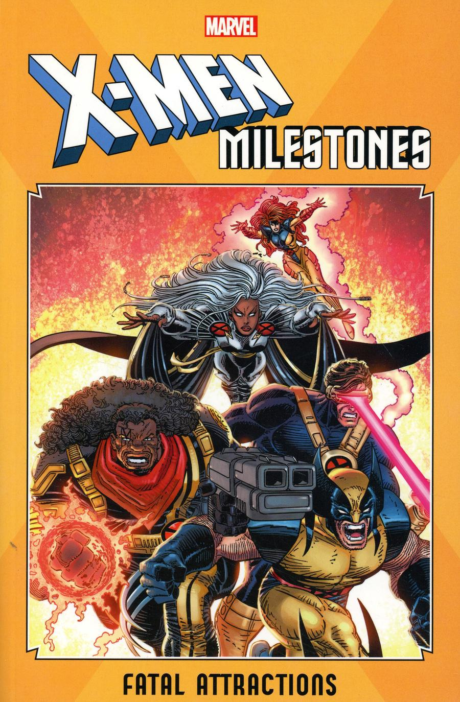 X-Men Milestones Fatal Attractions TP