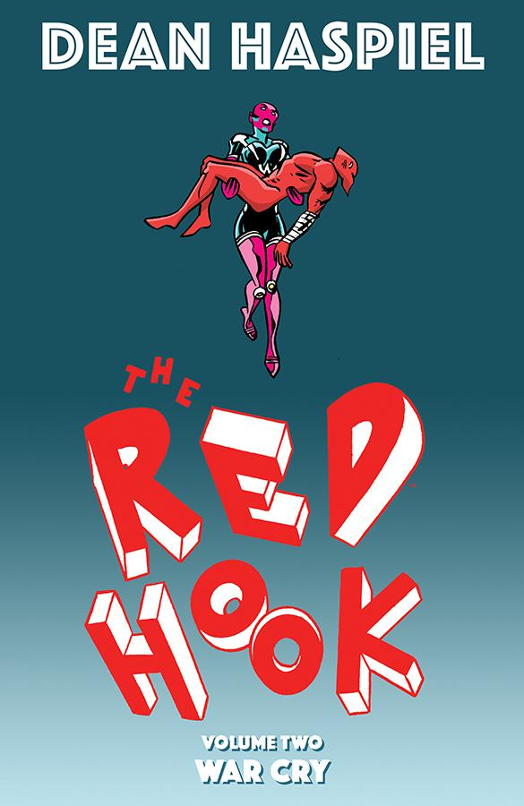 Red Hook Vol 2 War Cry TP