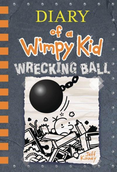 Diary Of A Wimpy Kid Vol 14 Wrecking Ball HC