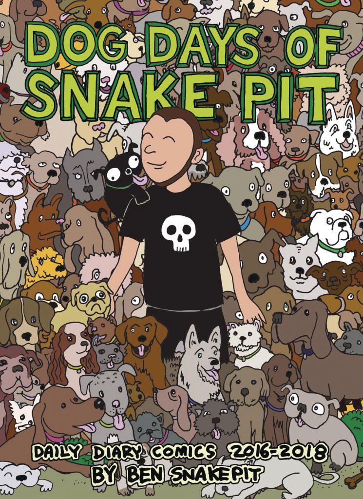 Dog Days Of Snake Pit TP