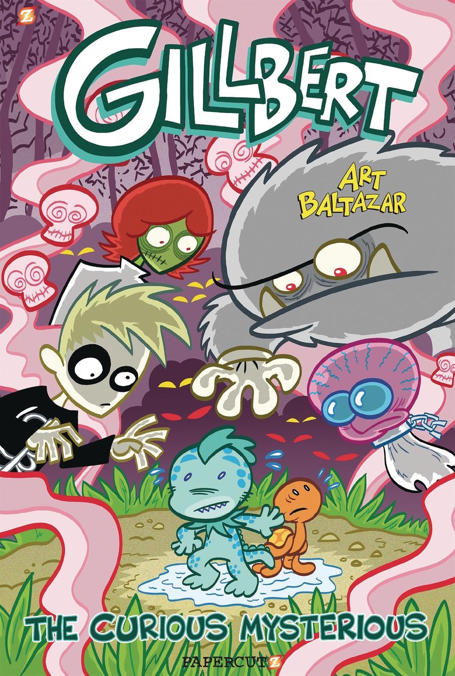Gillbert The Little Merman Vol 2 Curious Mysterious HC