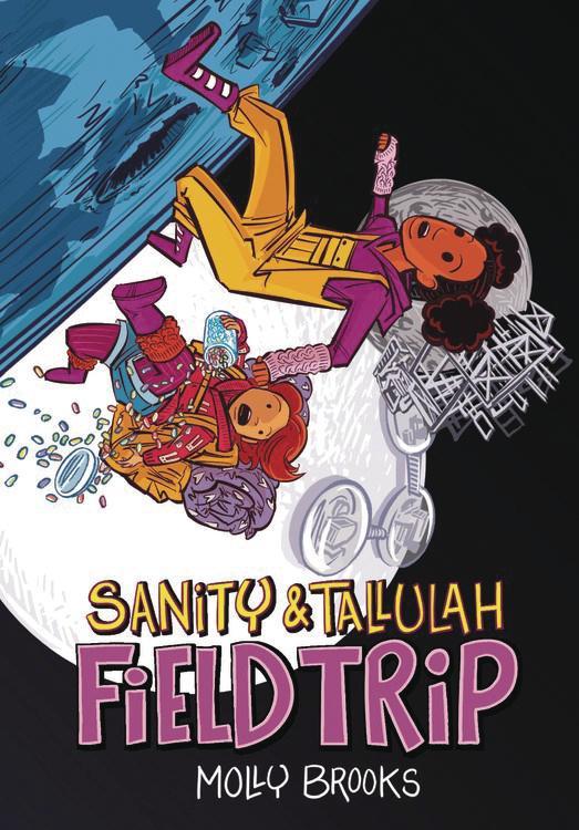 Sanity & Tallulah Vol 2 Field Trip TP