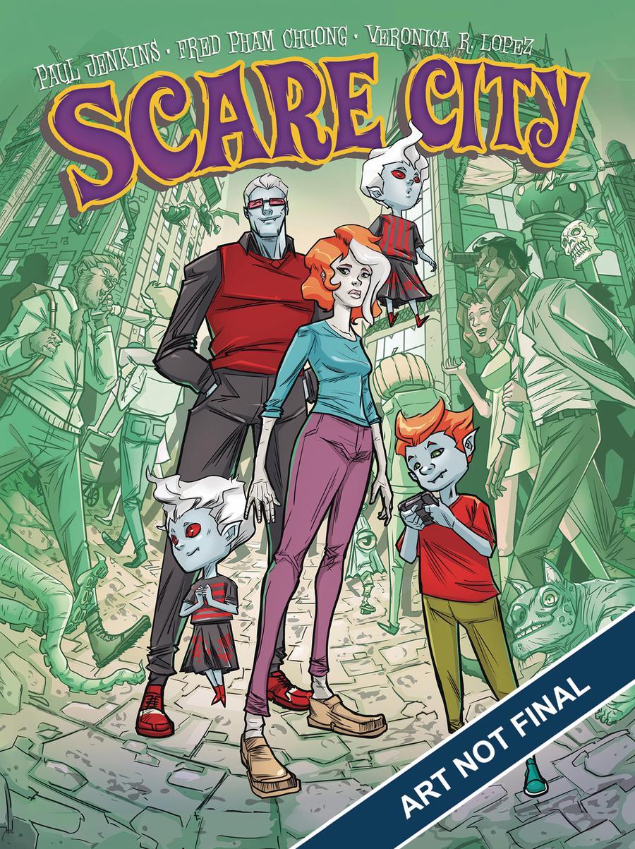 Scare City HC