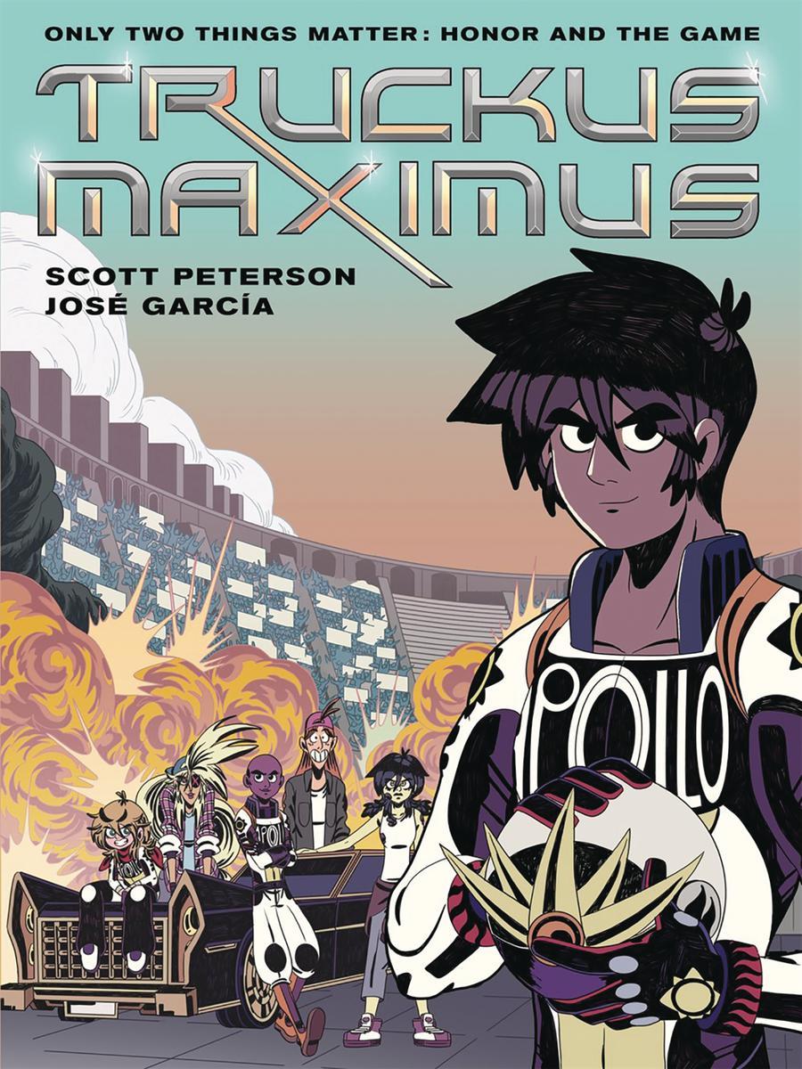 Truckus Maximus HC