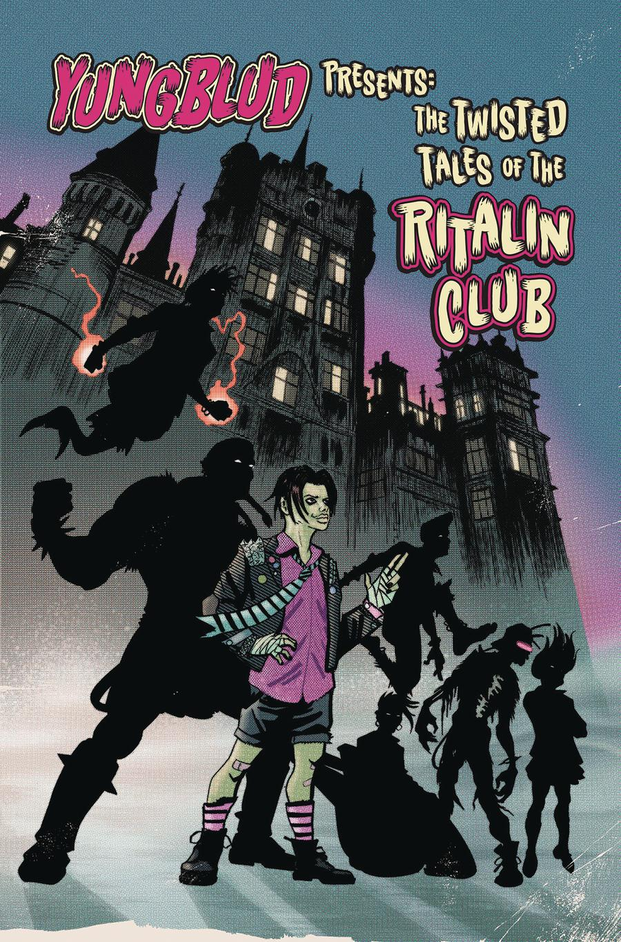 Yungblud Presents Twisted Tales Of The Ritalin Club TP