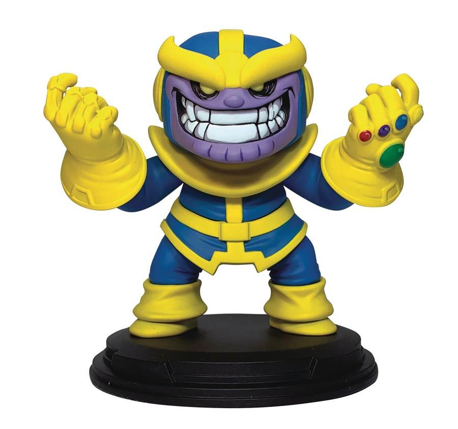 Marvel Animated Thanos Resin Statue