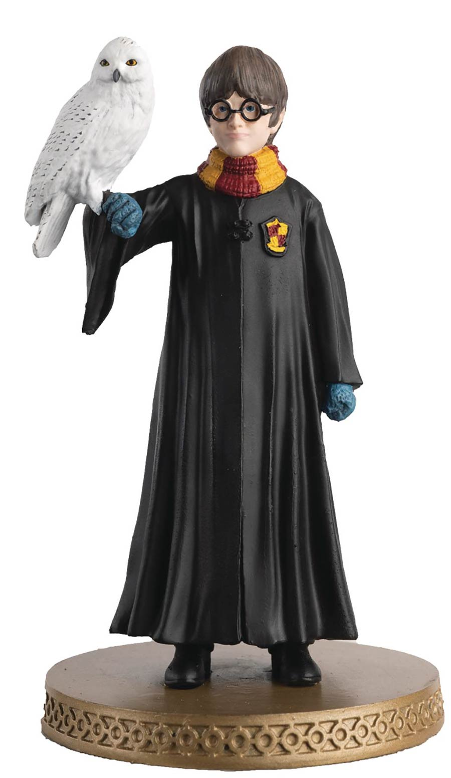 Wizarding World Figurine Collection - Harry Potter With Hedwig