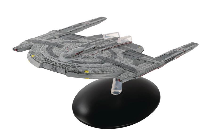 Star Trek Discovery Figurine Collection Magazine #17 USS TPlana-Hath