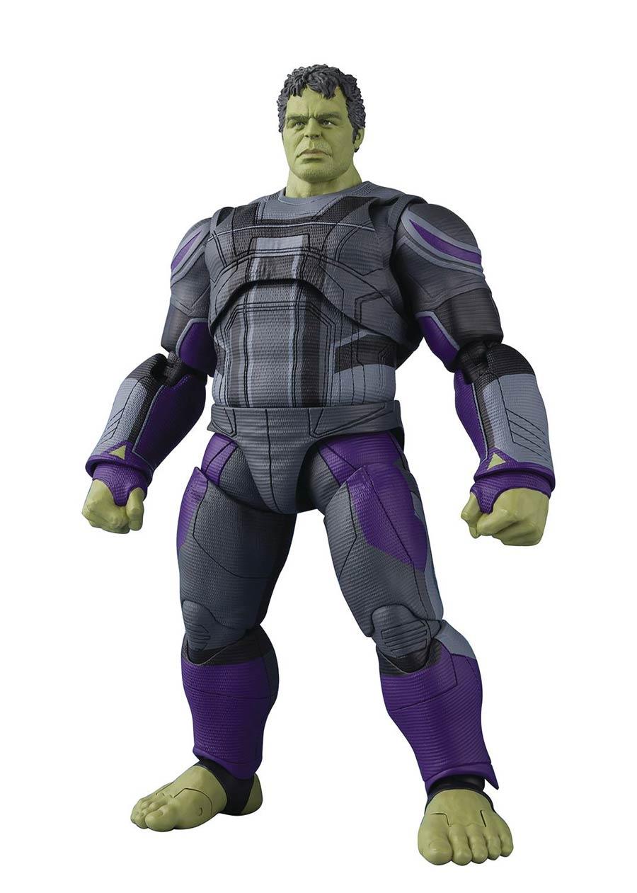 Marvel S. H. Figuarts - Avengers Endgame - Hulk Action Figure