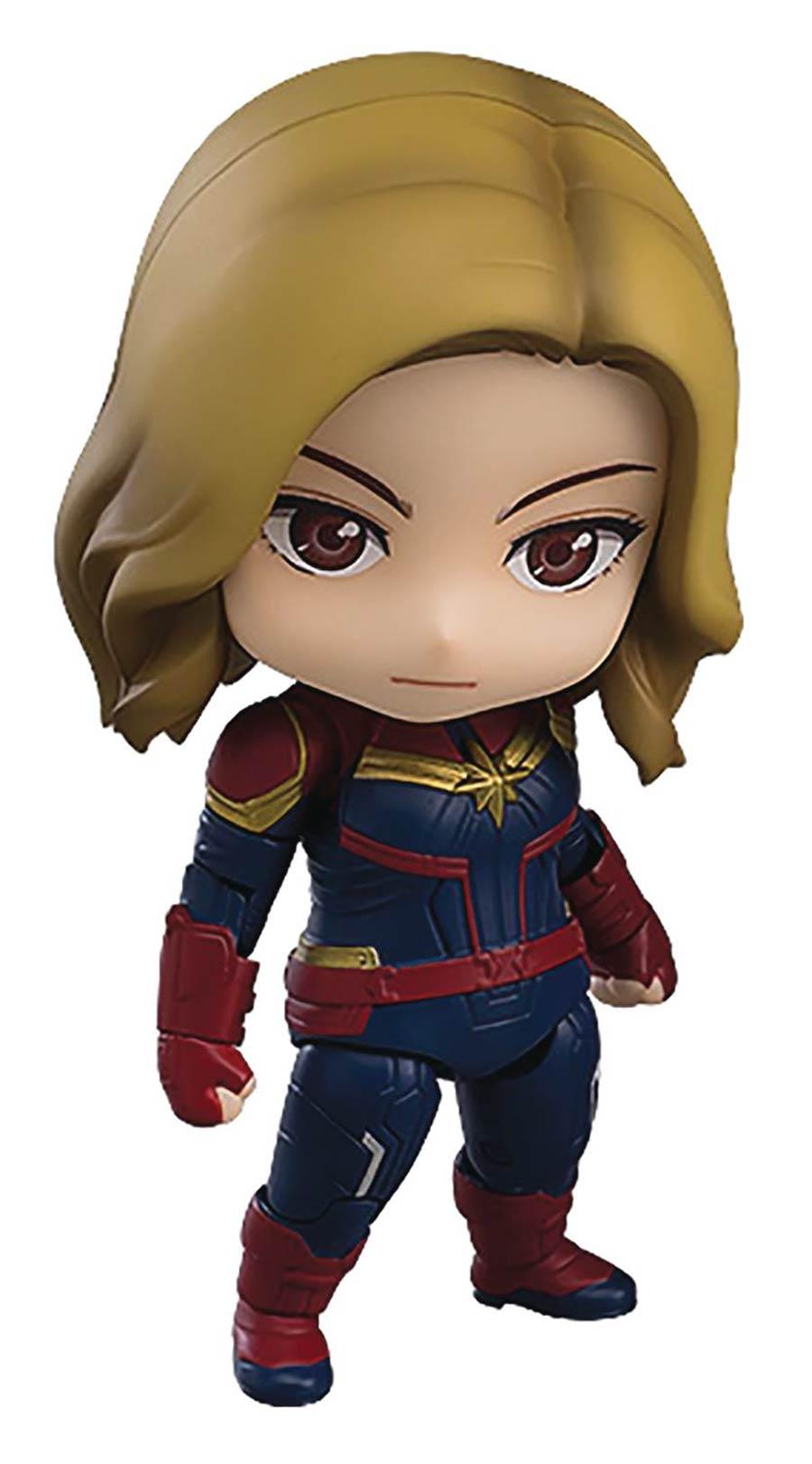 Marvel Captain Marvel Nendoroid DX