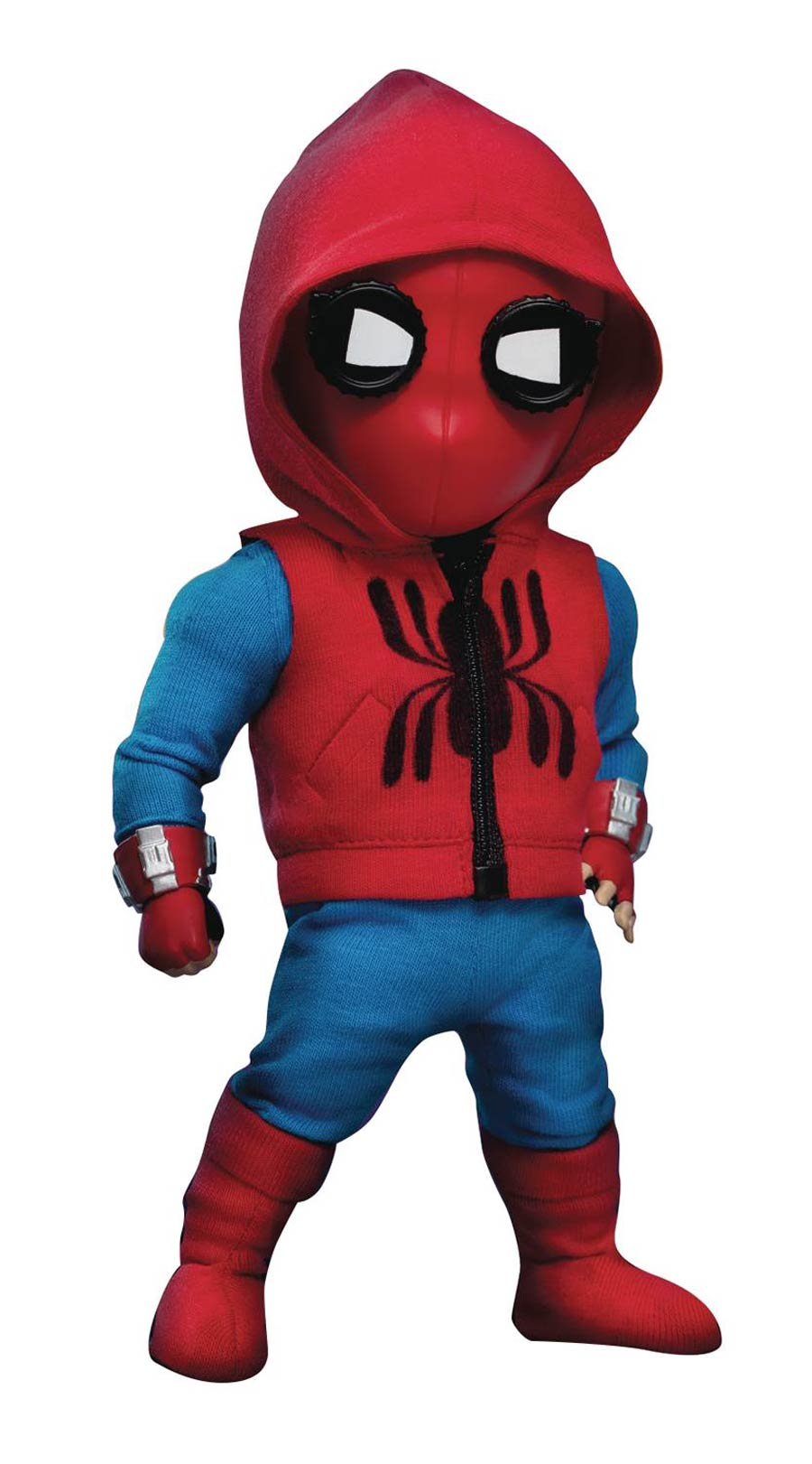 Spider-Man Homecoming EAA-074 Spider-Man Homemade Suit Previews Exclusive Action Figure