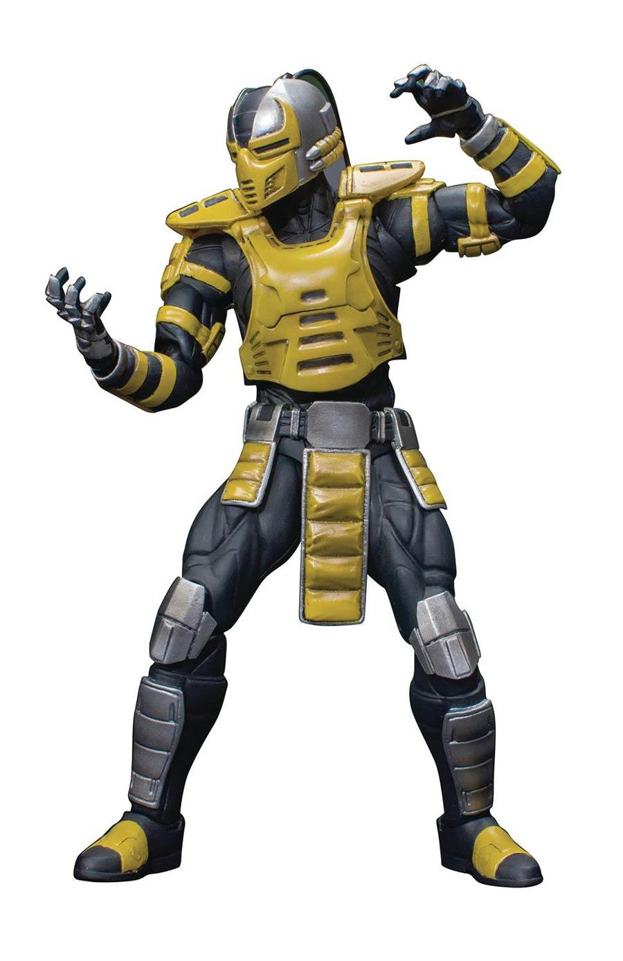 Mortal Kombat 1/12 - Cyrax Action Figure