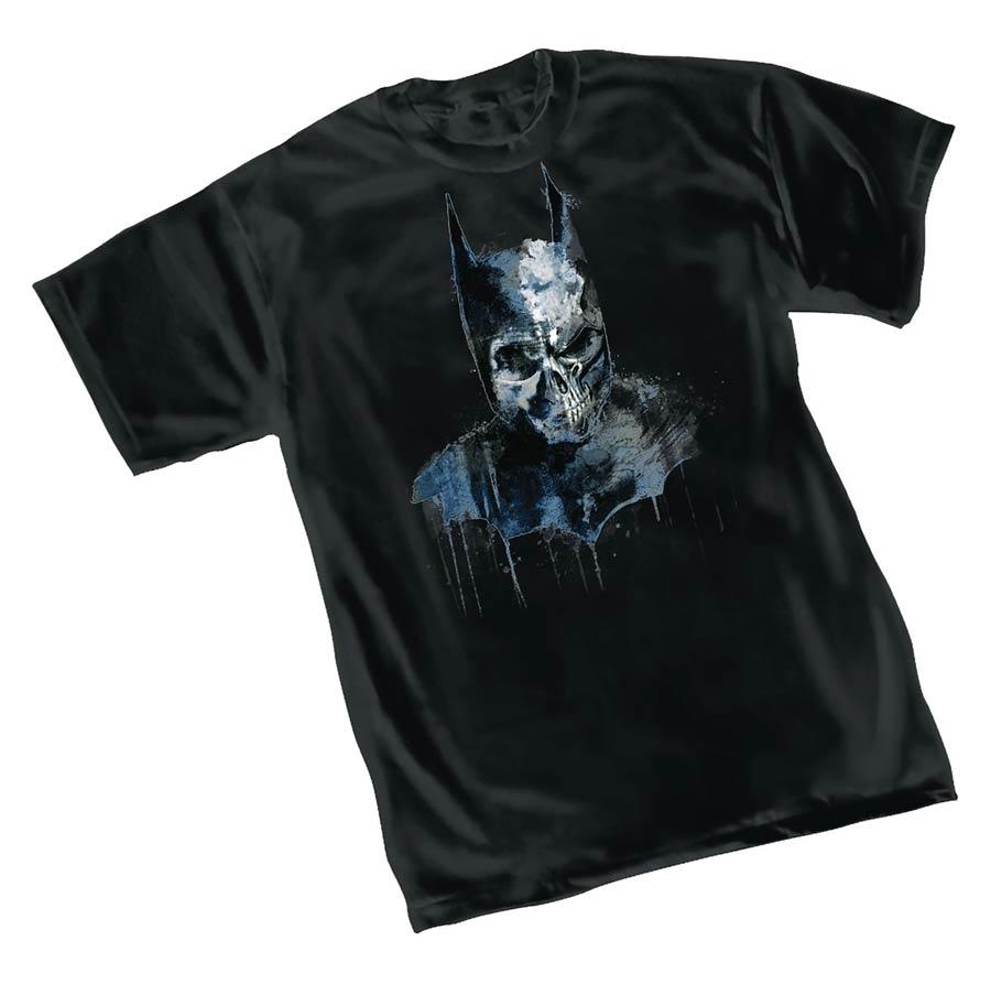 Batman Paint T-Shirt Large