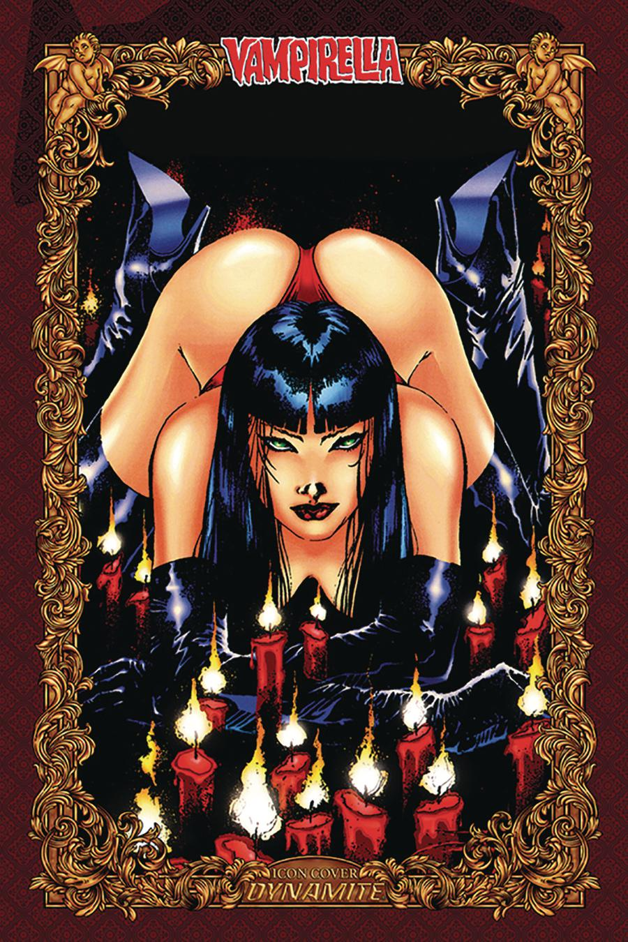 Vengeance Of Vampirella Vol 2 #1 Cover P Incentive Jae Lee Icon Variant Cover