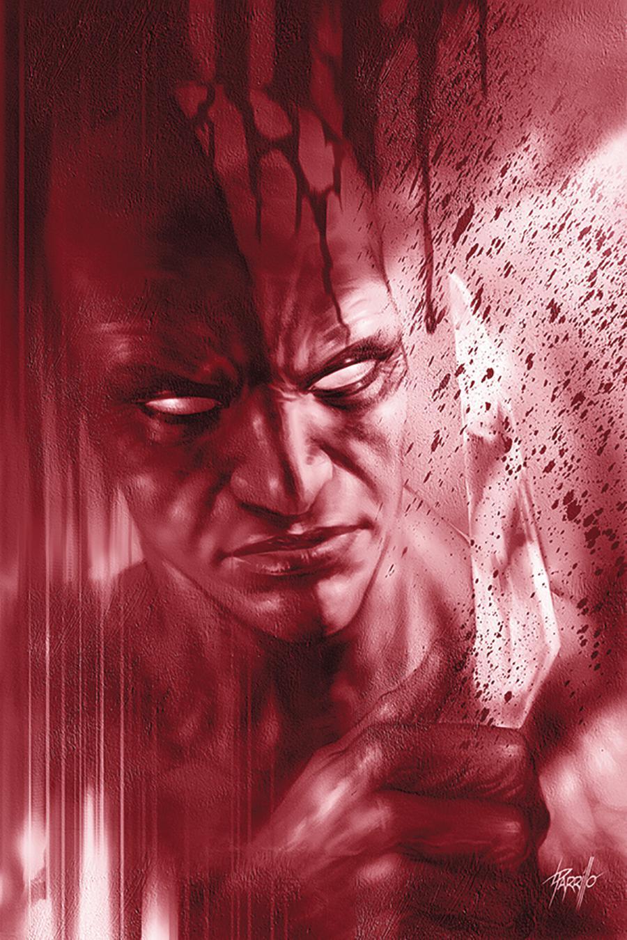Death-Defying Devil Vol 2 #3 Cover G Incentive Lucio Parrillo Crimson Devil Cover